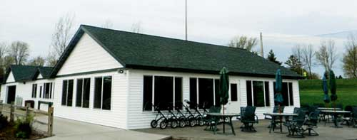 Lakeview Clubhouse - Detroit Lakes Minnesota